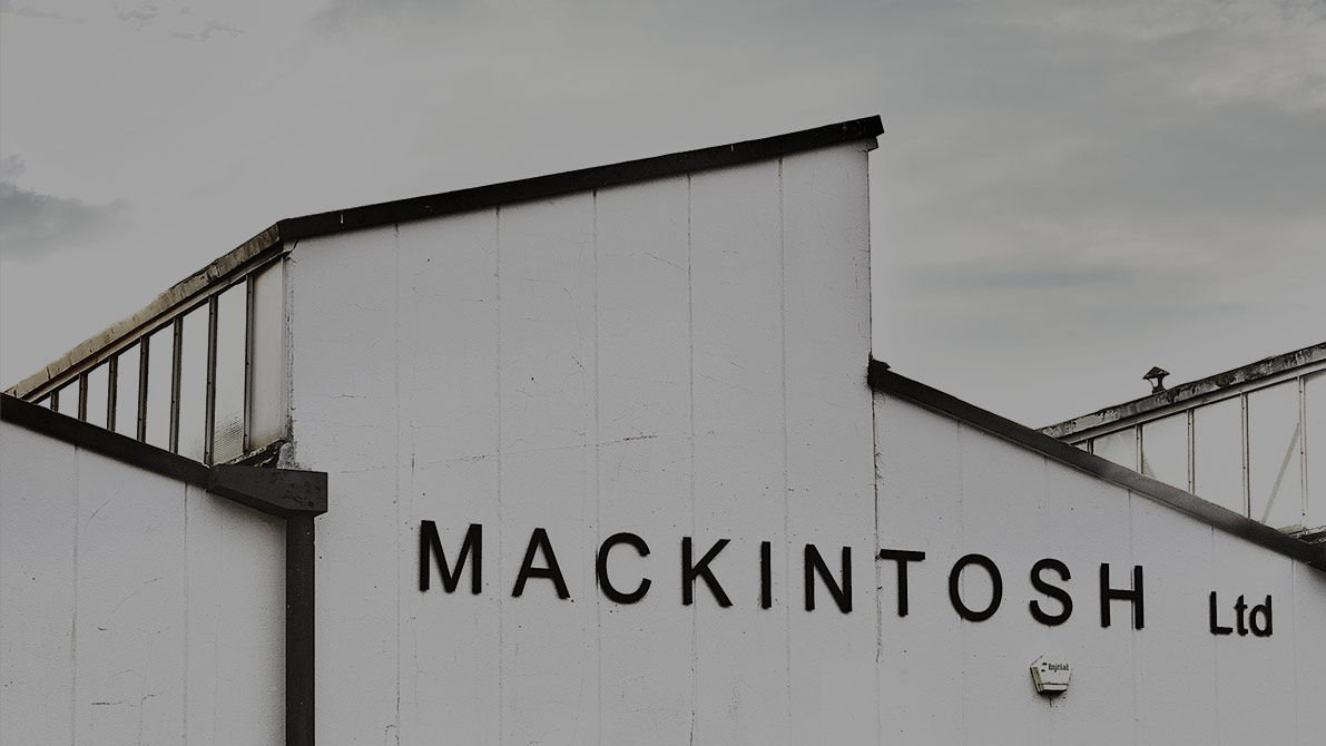ABOUT MACKINTOSH